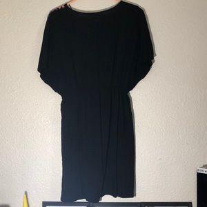 lovestitch Dresses - Retro striped tassel dress